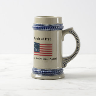 Spirit of 1776 stien beer stein
