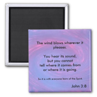 Spirit of the Lord Magnets