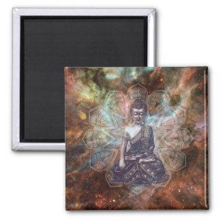 Spiritual Zen Enlightenment Buddha Magnet