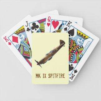 Spitfire cards