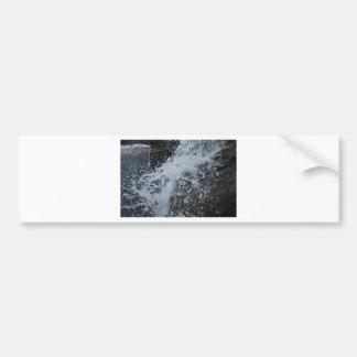 splash bumper sticker