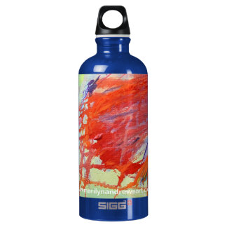 Splash Water Bottle
