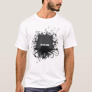 Splatter on Light T-Shirt