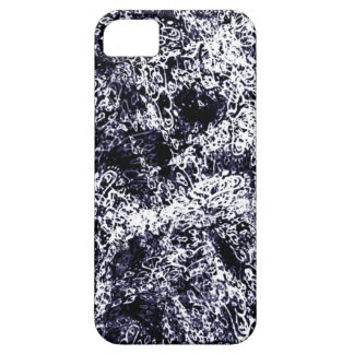 Splattered Ink iPhone Case Variant- Purple iPhone 5 Covers