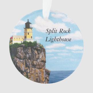Split Rock Lighthouse Ornament