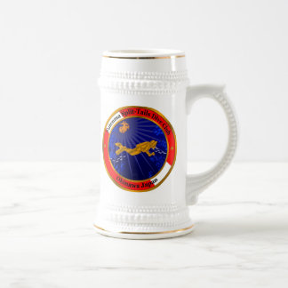 Split Tails Dive Club Beer Stein