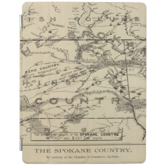Spokane Country iPad Cover