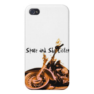 Spoke and She Listened Phone 4g Case iPhone 4/4S Cases