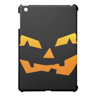 Spooky Jack O Lantern Halloween Pumpkin Face iPad Mini Case