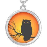 Spooky Owl Jewelry