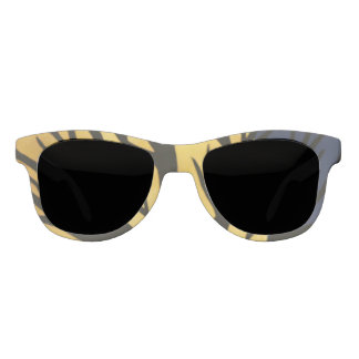 Spooky Tree (Yellow) Sunglasses