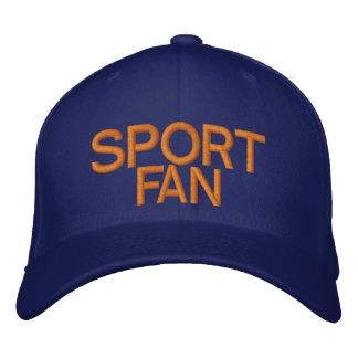 SPORT FAN - CAP by eZaZZleMan.com