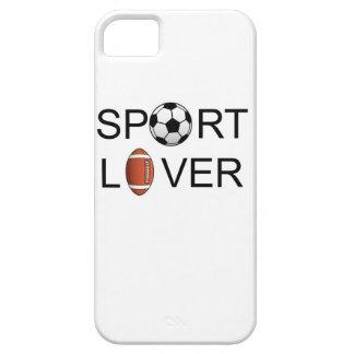 Sport Lover iPhone 5 Case