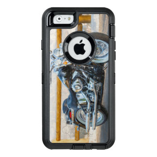 Sport Motorcycle 2 OtterBox Defender iPhone Case