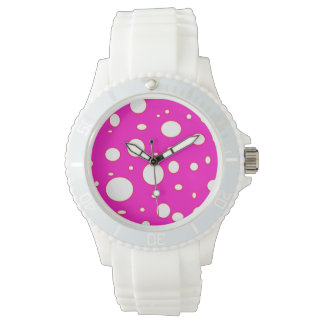 Sport White Watch for Women