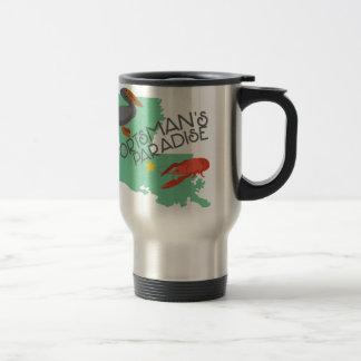 Sportmans Paradise Stainless Steel Travel Mug