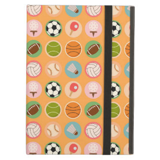 Sports Balls Cover For iPad Air