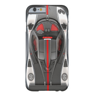 Sports Car 09 Barely There iPhone 6 Case