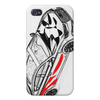 Sports Car Cases For iPhone 4