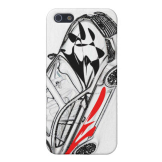 Sports Car Cover For iPhone 5/5S