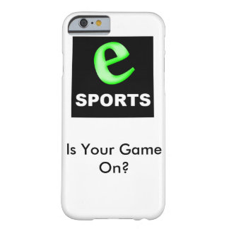 Sports Case Barely There iPhone 6 Case