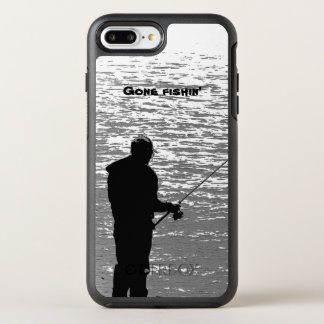 Sports Fishing at Lake OtterBox Symmetry iPhone 7 Plus Case