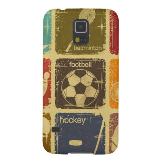 Sports Galaxy S5 Covers