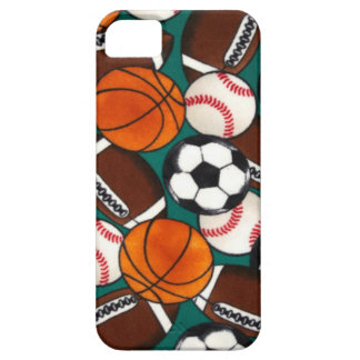 Sports Lovers iPhone 5 Cover