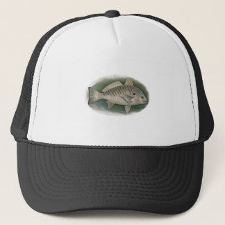 Spot Fish Logo Trucker Hat