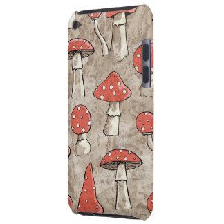 Spotty Fungi Case-Mate iPod Touch Case