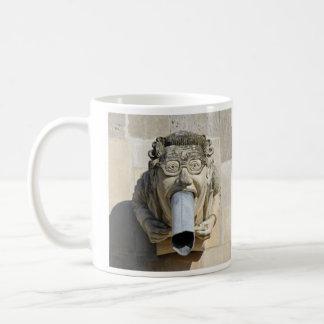 Spout gargoyles mug