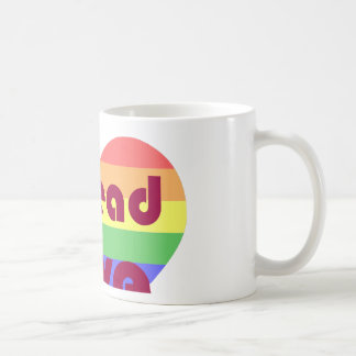 Spread Gay Love Coffee Mug