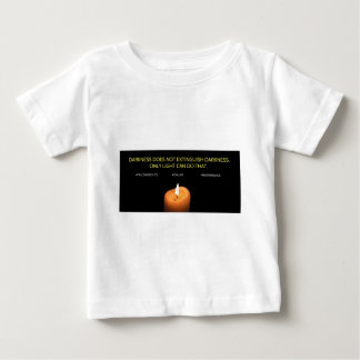 Spread The Peace Baby T-Shirt