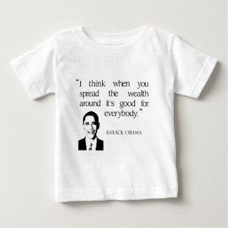 Spread the wealth around baby T-Shirt