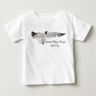 Spread Those Wings PNG Baby T-Shirt