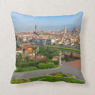 Spring blooms in Florence Cushion