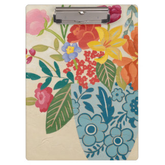Spring Blossoms I Clipboard
