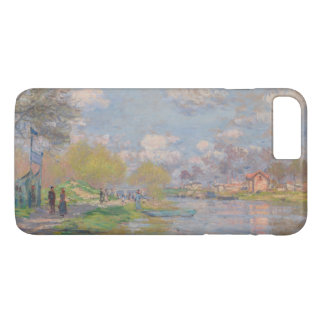 Spring by the Seine by Claude Monet iPhone 8 Plus/7 Plus Case