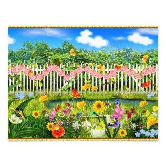 spring cottage garden announcements