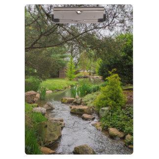 Spring Creek Beauty Clipboard