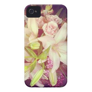 Spring Floral Boquet iPhone 4 Case-Mate Cases