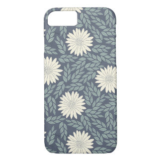 Spring Floral Daisy Pattern iPhone 8/7 Case