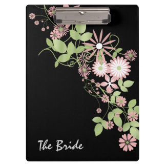 Spring Floral ID190 Clipboard
