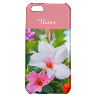 spring flowers iPhone 5C cover