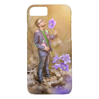 Spring flowers iPhone 8/7 case