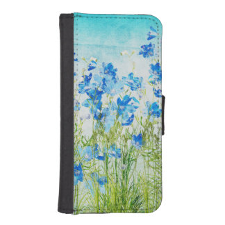 Spring Flowers iPhone SE/5/5s Wallet Case