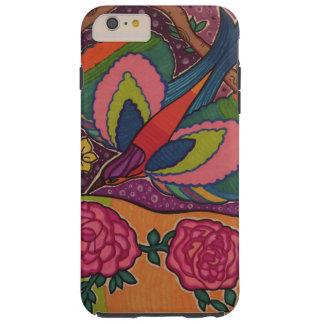 Spring flowers tough iPhone 6 plus case