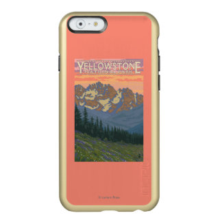 Spring Flowers - Yellowstone National Park Incipio Feather® Shine iPhone 6 Case
