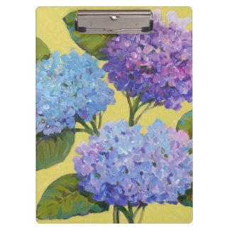 Spring Hydrangeas I Clipboards
