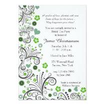 Spring Love Invitation